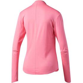 adidas Response 1/2 Zip Sweatshirt Women sun glow